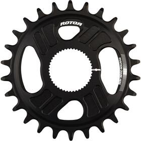 Rotor No-Q Ring Chain Ring 1x DM, black